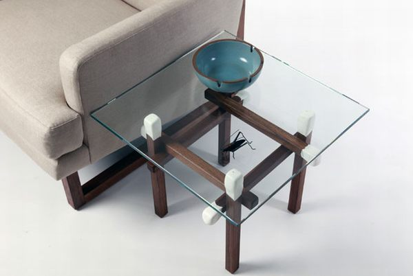 Matchstick Table