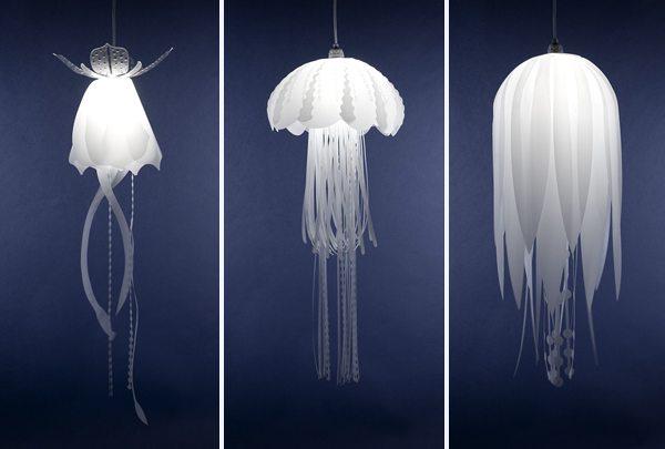 Medusa Pendant Lamps