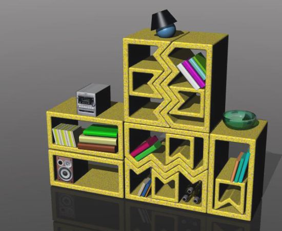 mellow shelf 5