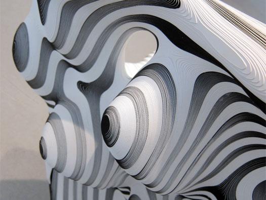 mindcraft paper chair milan 2010