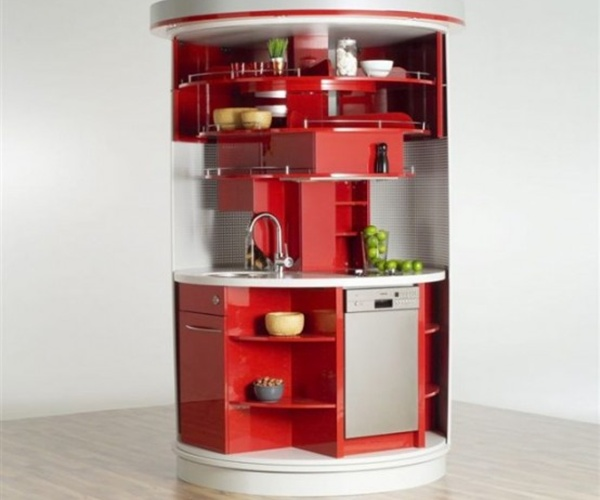 Seven mini kitchen units for compact homes home for Miniküchen ikea