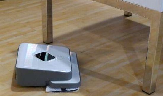 mint the robotic floor cleaner 1