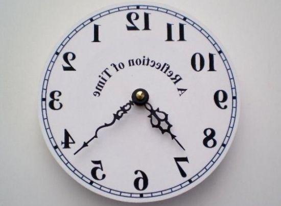 mirror clock1