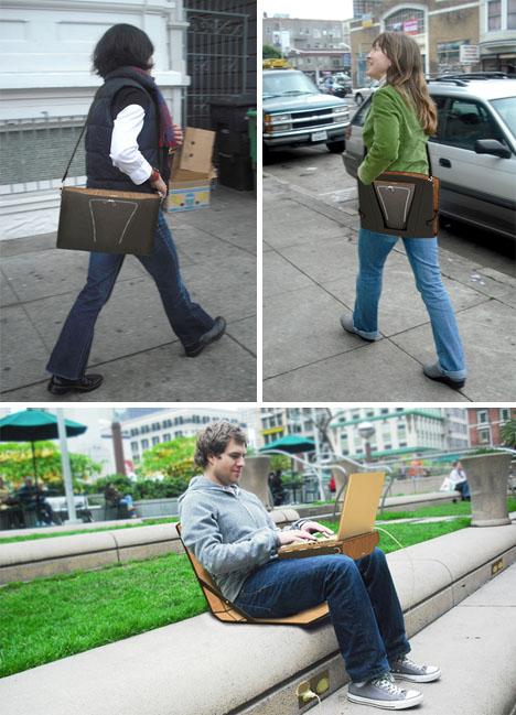 mobile computer bag furniture