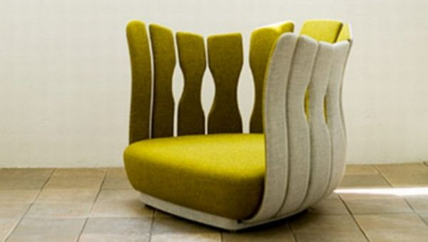 Modern interior chair