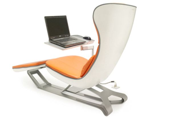 Best home office furniture designs hometone home for Sillas ergonomicas para pc