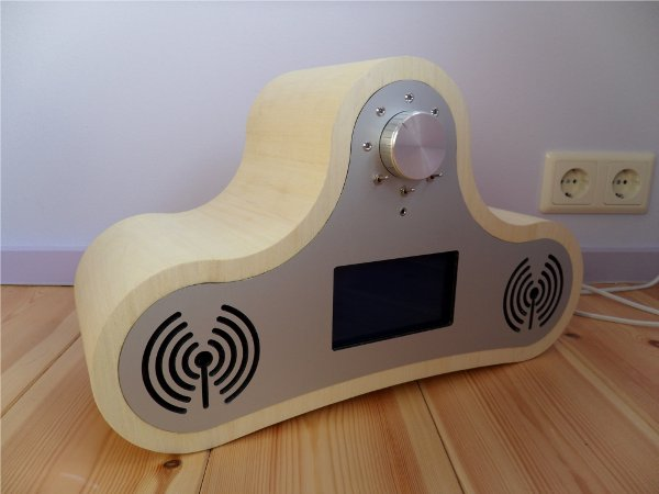 modern wifi radio