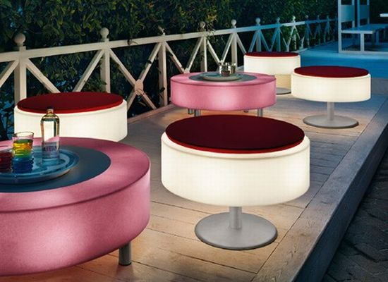 modoluce light up furniture atollo outdoor 1