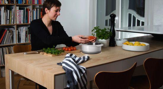 modular dining