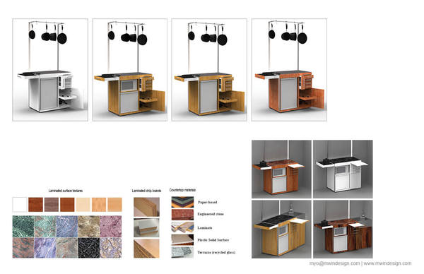 Modular Kitchen unit