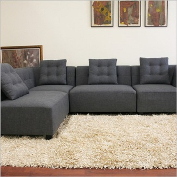 Modular sofa sets for your living room hometone home for Ideas to separate a sectional sofa