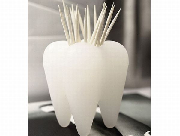 Molar Toothpick Holder