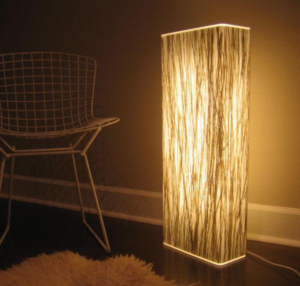 moones grass lamp large