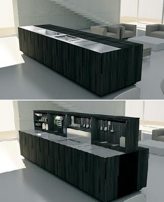 Motorized kitchen