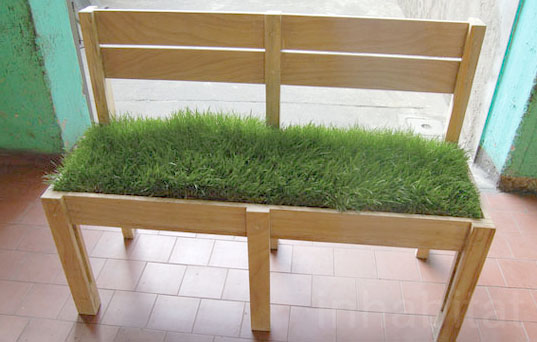 mow grass bench21