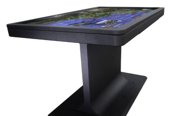 MT55 Platform Multitouch Table
