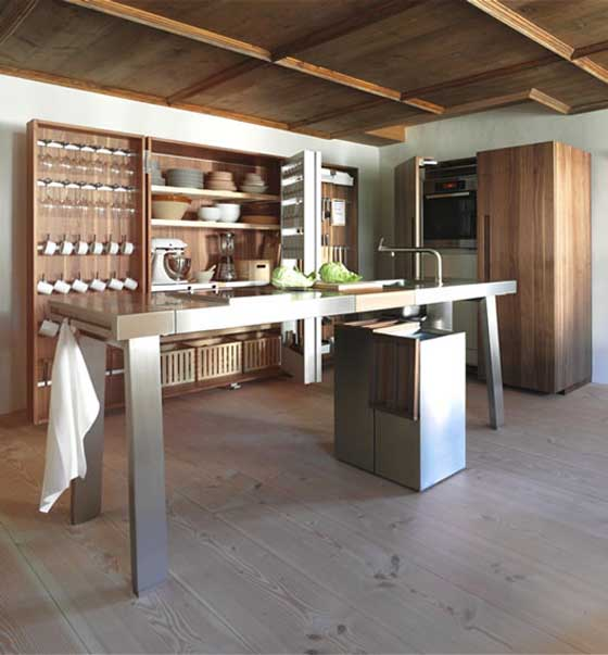 Multi functional Kitchen