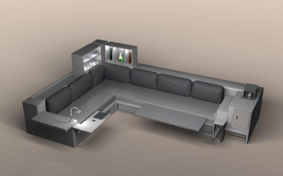 multifunctional seat