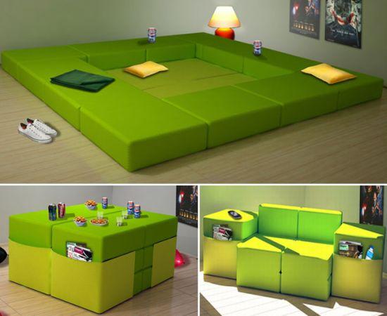 multiplo modular furniture