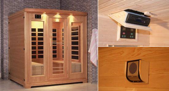mybath infrared sauna