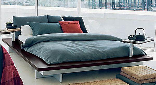 Natural Latex, bed