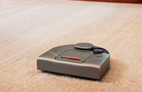 neato xv 11 on carpet