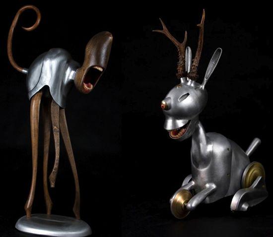 nemo gould sculptures