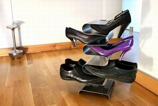 Nest floorshoe rack