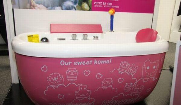 new pink kids bathroom from interbath 2 524x305