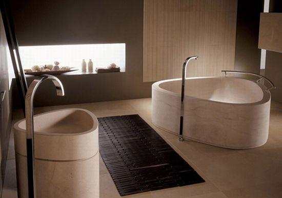 nilo washstand marble bath tub i conci italy in w1
