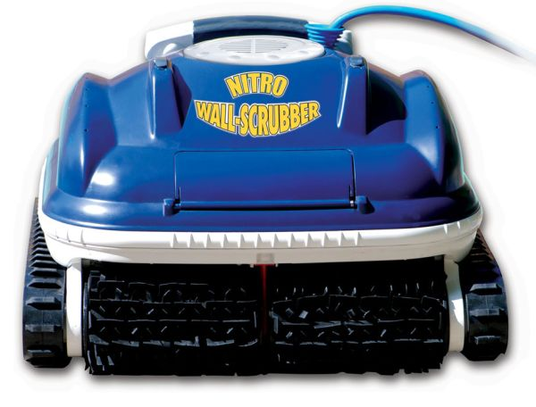 Nitro wall scrubbers pool cleaner