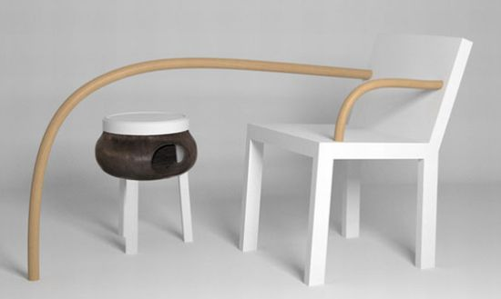 nocc radiation table chair