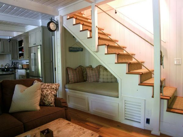 Efficient Tips To Use The Alcove Under Staircase Home