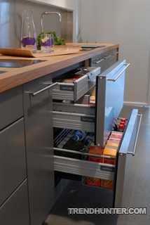 norcool drawer fridge