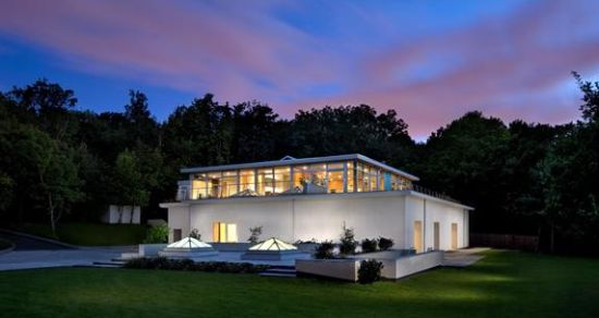 nuclear bunker luxury home sllb architects2