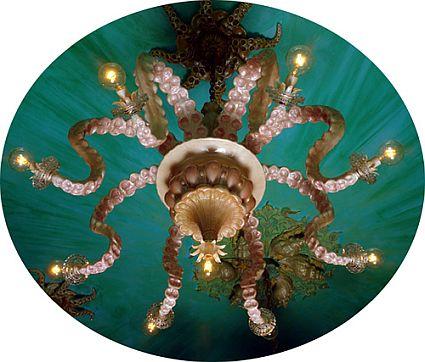 octopus chandelier 1 48