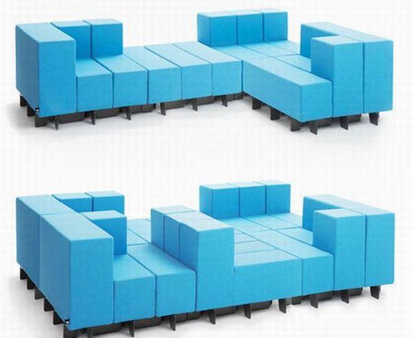 Oi modules seating