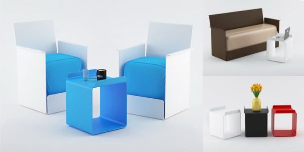 edgy furniture minimalism reforms with the one line collection by russian furniture designer maxim maximov the designs originated more from an artistic whim than real line edgy modernist and chic