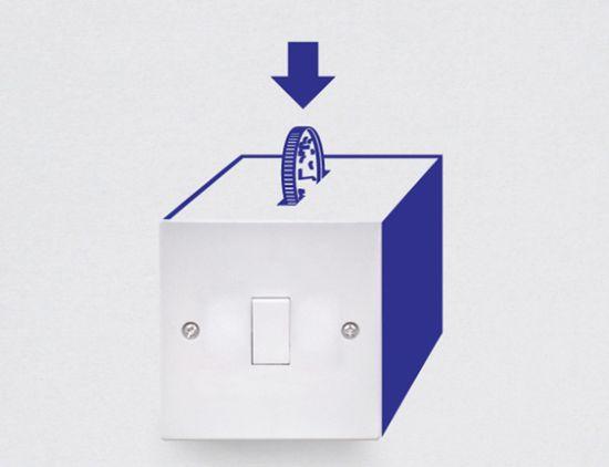 outlet pattern design