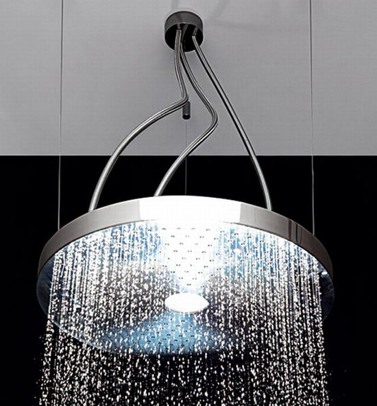 oversized shower head image 2 HKT1L 59