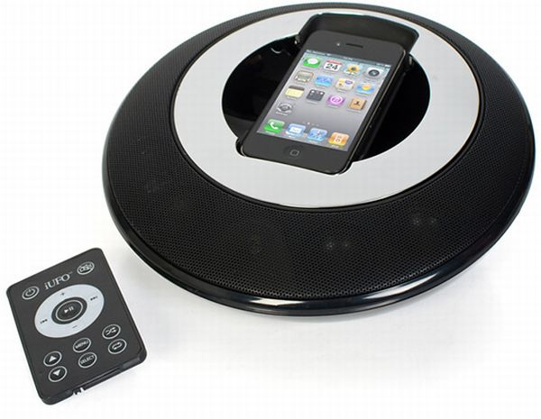 10 cool and innovative docks to charge your iPhone/ iPod - Hometone ...