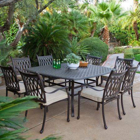 Cast Aluminum Patio Furniture: Top 7 Designs