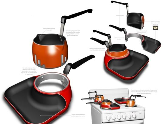 pan and pot set