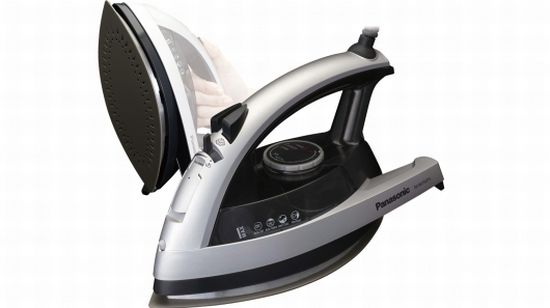 panasonics 360 quick steamdry iron