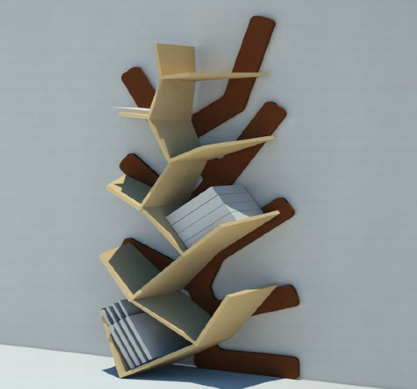 Parametric Bookcase-1