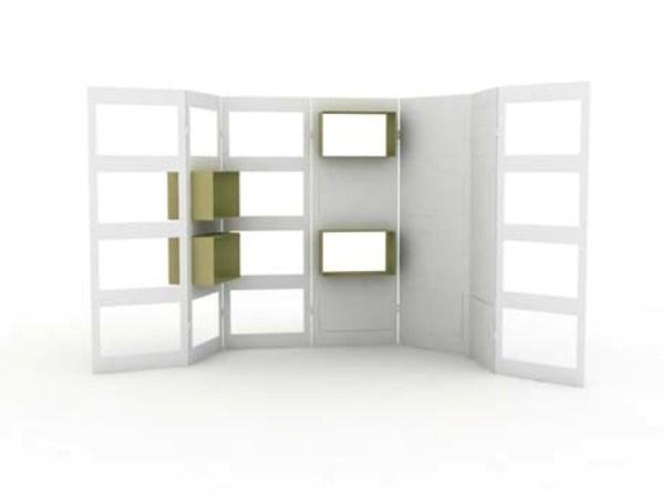 Parawall room divide