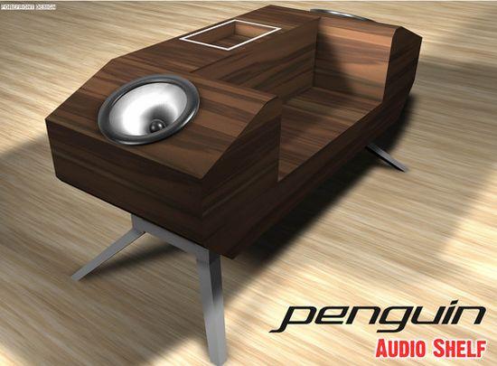penguin audio shelf 1