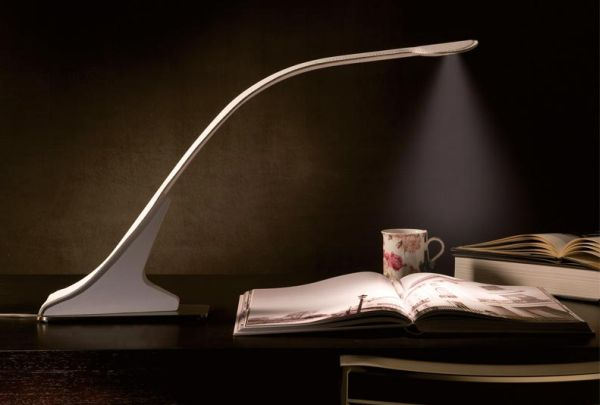 Penta Lights' Slim Lamp
