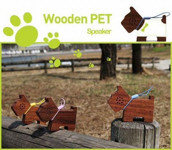 pet speakers