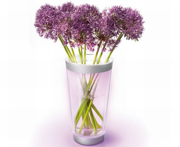 Philips LED Flower Vase.
